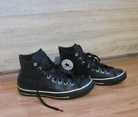 "*Converse*  All Star ""Chuck Taylor""  Sneakers / Chucks  Gr. 40 UK 7 Echtes Leder"