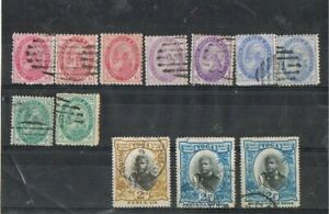 TONGA - Lot of old stamps