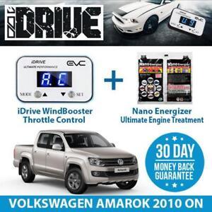IDRIVE THROTTLE CONTROL FOR Volkswagen Amarok 2010 ON + NANO ENERGIZER AIO