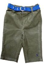 Corduroy Baby Boys' Trousers and Shorts 0-24 Months