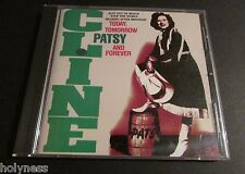 PATSY CLINE / TODAY TOMORROW AND FOREVER / CD / MINT