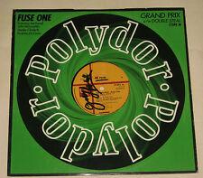 """FUSE ONE 12"""" GRAND PRIX 1980 VGC RARE CTI RECORDS CTSPX16"""
