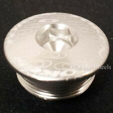 Token Shimano Hollow Tech II Compatible Crank Preload Alloy Hex Bolt Silver