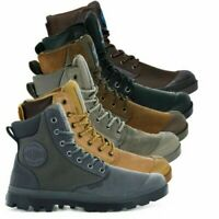 Palladium Pampa Sport Mens Shoes Womens Waterproof Walking High Top Ankle Boots