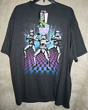 NWT Fifth Sun short sleeve Crew Graphic Tee Star Wars Gray XXL mens