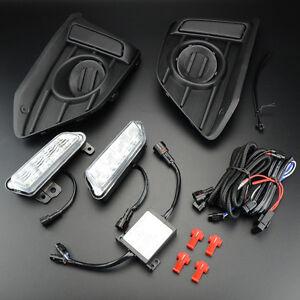 2014~ For Honda FIT / JAZZ LED Daytime Running Lights