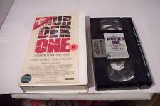 Murder One True Crime Drama (VHS) 1988 Henry Thomas James Wilder