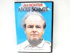 About Schmidt DVD Movie Original Release