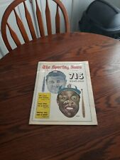 APRIL 20,1974-THE SPORTING NEWS-HANK AARON & BABE RUTH(MINT)