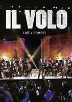 IL Volo Live a Pompei in Concerto DVD Nuovo Sigillato N