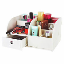 Dampproof Bedroom Small Objests Cosmetics Storage Box for Wooden Desk Organier