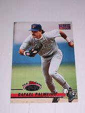 1993 Stadium Club 1st Day Issue #115 Rafael Palmeiro Texas Rangers