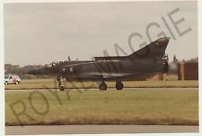 Colour print of French Air Force Mirage 3E 527 at RAF Finningley in 1993