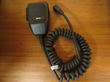Harris M/A-COM Mobile Radio Microphone MC101616V1 Rev. D M7100 M7200