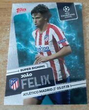 Topps Now Super Signings - Joao Felix - Athletico Madrid - NEW