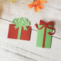 Christmas gift box Metal Cutting Dies For DIY Scrapbooking Card Paper Album YR