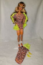 Vintage Barbie and the Beat MIDGE doll, Extra Clothes & Shoes Lot 80s 90s 1989