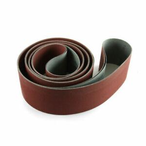 "50mm x 1830mm (2"" x 72"") Knife Makers Sanding Belts - Various Materials & Grits"