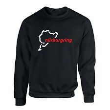 Nurburgring Sweatshirt Formula 1 Race Track F1 Racing - Men's Pullover Jumper