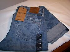 Lucky Brand Jeans Handcrafted LOLITA Mid Rise/Wash Womens Size 6/28