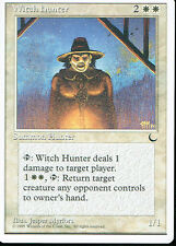 MAGIC THE GATHERING CHRONICLES WHITE WITCH HUNTER