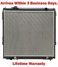 """New Radiator For Toyota Tacoma 1995 - 2004 2.7 L4 3.4 V6 4WD 22 5/8"""" Core Height"""