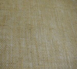 """Burlap Natural  Fabric Jute 10 Oz Vintage Upholstery 40"""" Wide By The Yard"""