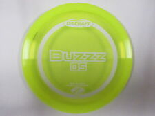 Discraft Buzzz Os Yellow w/ White Stamp 177g+ -New