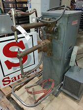 Stryco Spot Welder Model C2-18-20 Includes Chiller 20KVA Spotwelder SansonNW