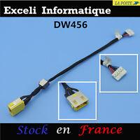 Original nouveau lenovo G500S G505S dc in power jack câble de charge socket wire
