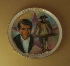 GREGORY PECK Plate HOLLYWOOD WALK OF FAME Danbury Mint Movie Star Susie Morton
