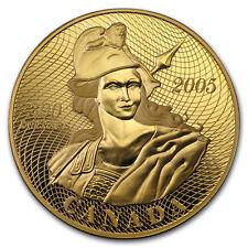 2005 Canada Proof Gold $300 1870 Shinplaster Vignette