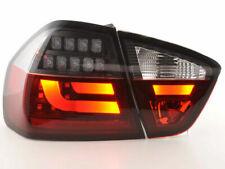 BMW E90 3 SERIES PREFACELIFT SALOON SMOKED LED LIGHTBAR REAR LIGHTS 12/2004-2008