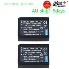 2xBP-1030 BP-1130 Battery fr NX200 NX210 NX300 NX300M NX500 NX1000 NX1100 NX2000