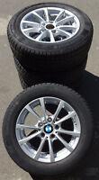 4 BMW Winterräder Styling 390 BMW 3er F30 F31 4er F36 205/60 R16 92H 6796236 RDK