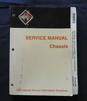2005-07 NAVISTAR 4200 4300 4400 7300 7400 7500 7600 8500 8600 ELECTRICAL MANUAL