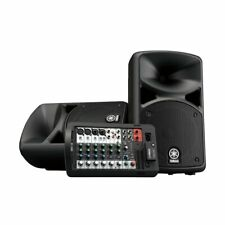 Yamaha Stagepas 400BT Portable PA System with Built-In Bluetooth Connectivity...