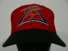 SALEM-KEIZER VOLCANOES - MiLB - VINTAGE NEW ERA 59FIFTY 6 7/8 SIZE BALL CAP HAT!