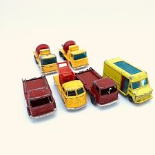 Vintage Mixed Lot Husky Diecast Toy Cars