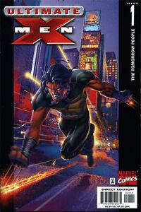 Ultimate X-Men (2001-2009) #1