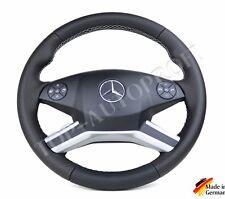 MB mercedes ml GL w164 AMG volante volante de cuero nuevo refieren en Hannover Tuning