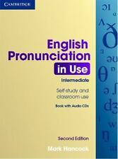 English Pronunciation in Use Intermediate with Answers and Audio CDs (4) by...