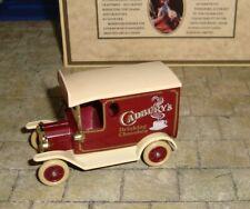 LLEDO - DAYS GONE - 1920 MODEL T FORD VAN - CADBURY'S DRINKING CHOCOLATE - BOXED