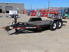 2013 Felling Ft-12 16' Trailer Tilt Deck Equipment Flat Utility T/A bidadoo
