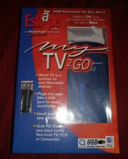 MYTV2GO MY TV 2 GO ESKAPE HAUPPAUGER USB WATCH TV ON YOU MAC BRAND NEW # 875 HTF