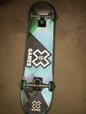 X Games Holographic Skateboard