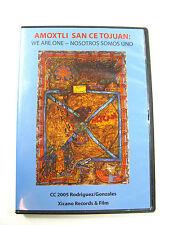 Amoxtli San Ce Tojuan : We Are One ~ Nosotros Somos Uno DVD