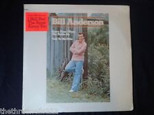 VINYL LP - EVERY TIME I TURN THE RADIO ON - BILL ANDERSON - MCA454