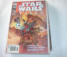 Star Wars comics Dark Horse Tales #4 Hg comic book 414