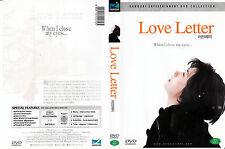 Love Letter-1995-Miho Nakayama-Japan Movie-DVD